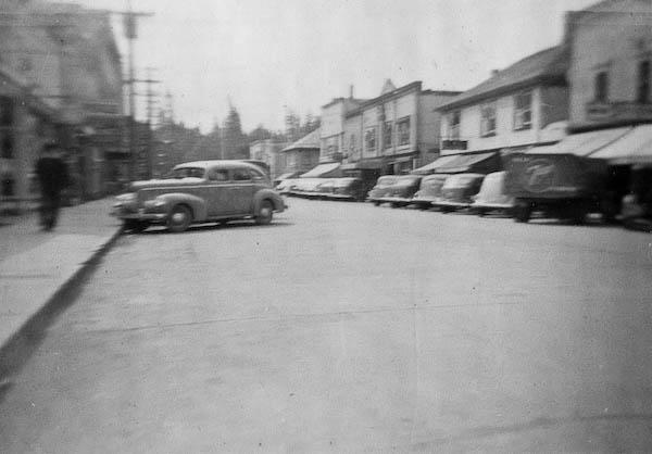 Street in Duncan