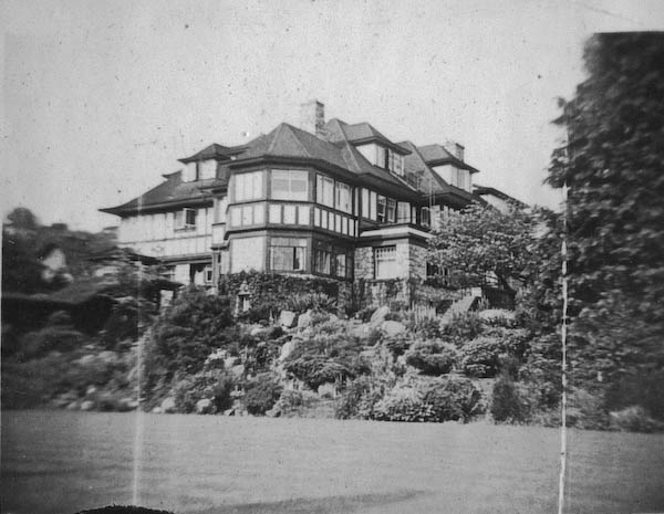 Officer's Mess, Jericho Beach