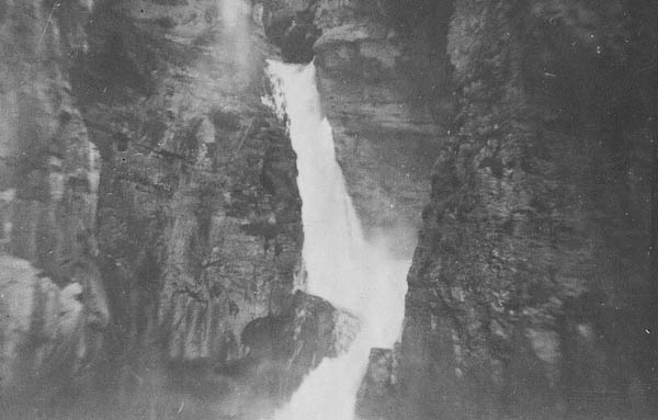 Falls - Johnson Canyon