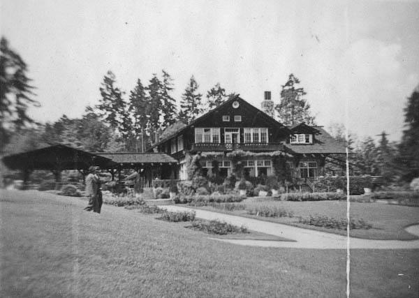 The Pavilion, Stanley Park
