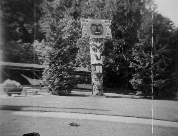 More Totem Poles, Stanley Park