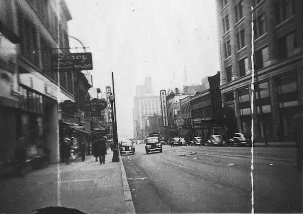 Granville Street, Vancouver