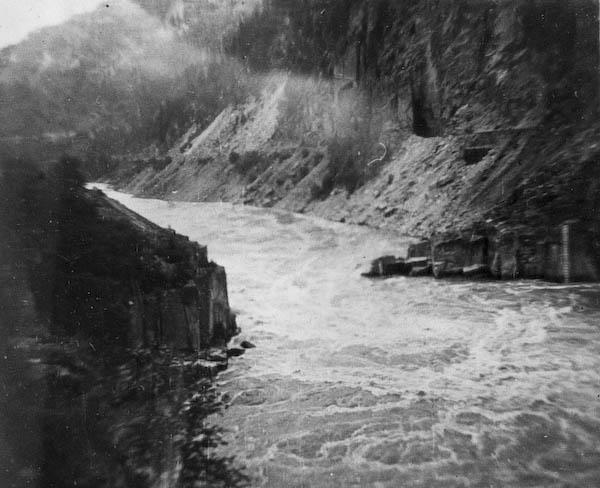 Hellgate - fraser Canyon