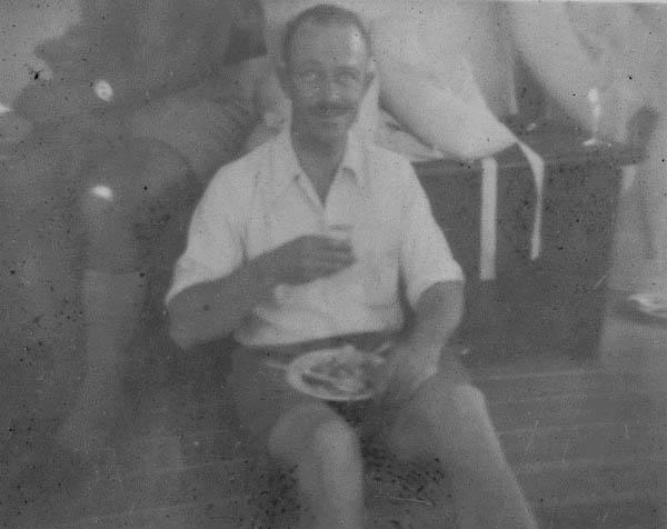 S/L 'Johnny' King, ex 10 Squadron