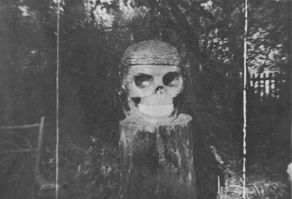 Capilano Canyon - Wood Carving